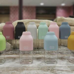 botellas reutilizables de tritán