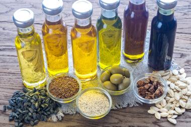 Los mejores aceites  para hacer jabón casero